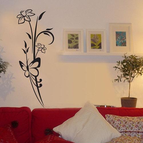 pin pin wandtattoo wandtattoos ausgefallen originell. Black Bedroom Furniture Sets. Home Design Ideas