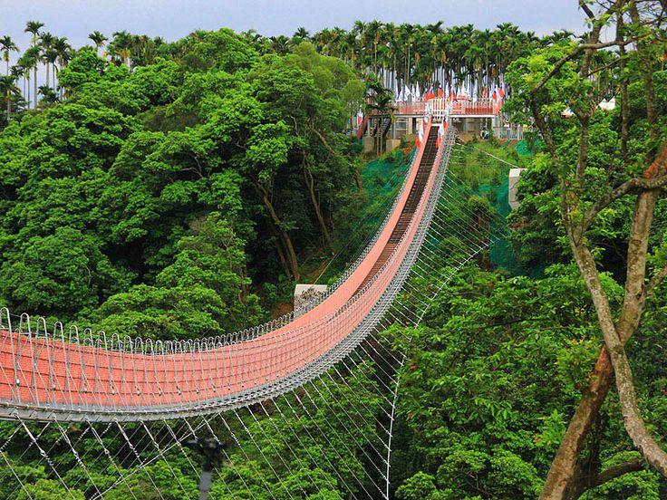 Nantou Taiwan  city photos : Bamboo Sky Ladder, Nantou, Taiwan. | Taiwan | Pinterest