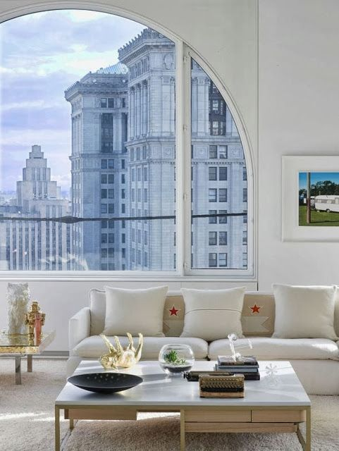 Living Room with a View #home #sothebysliving