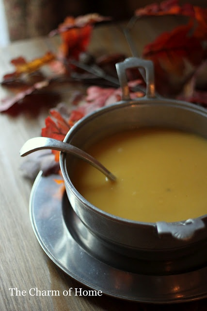 Butternut Bisque | Autumn is in the Air!!