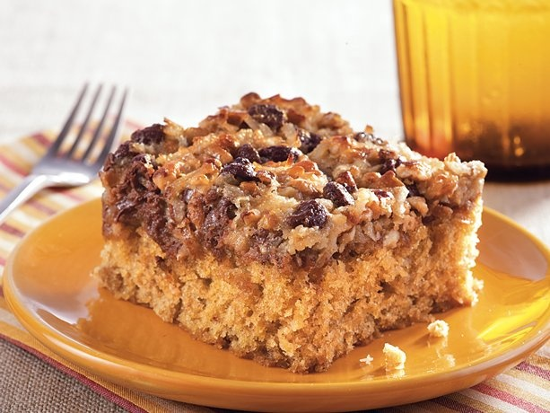 Chocolate Chip Oatmeal Cake | Recipe