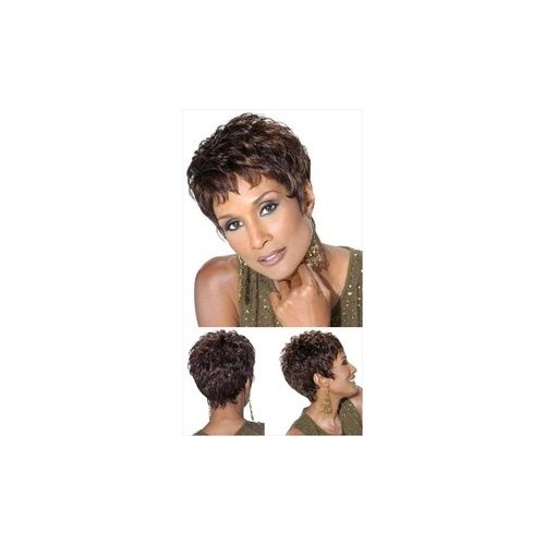 Beverly Johnson Human Hair Wig H222 106