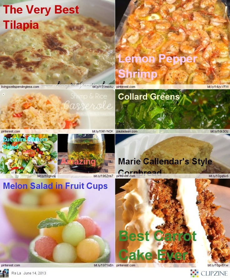 father's day 2013 recipes