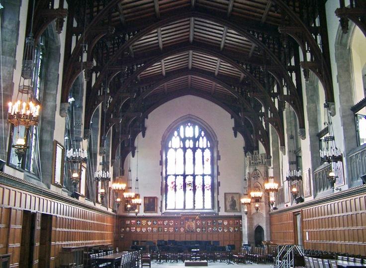 Great Hall, Hart House, University of Toronto