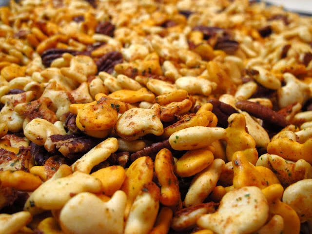 Goldfish Snack Mix | Fun Kids Stuff: Meal & Snack Ideas | Pinterest