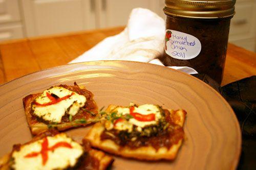 caramelized onion jam | Canning | Pinterest