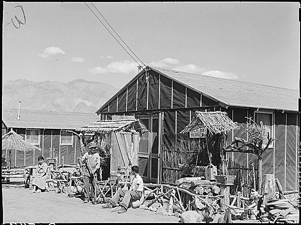 Japanese internment camps essay