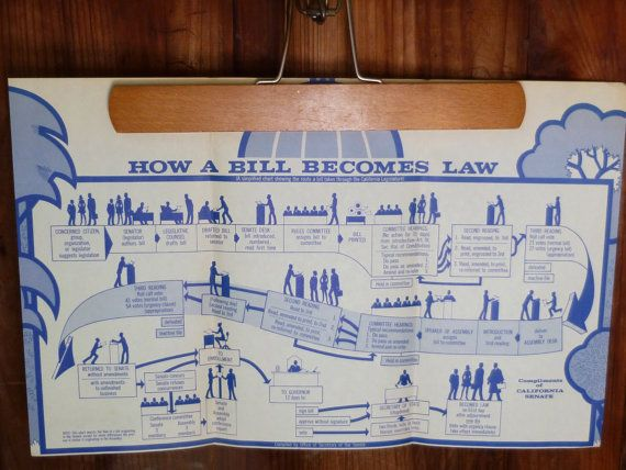 Essays for how a bill becomes a right