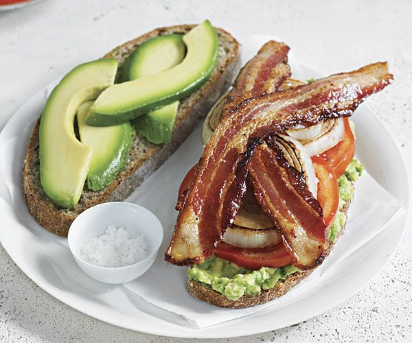 Summery Avocado BLTs by Fine Cooking | Sandwiches and Wraps | Pintere ...