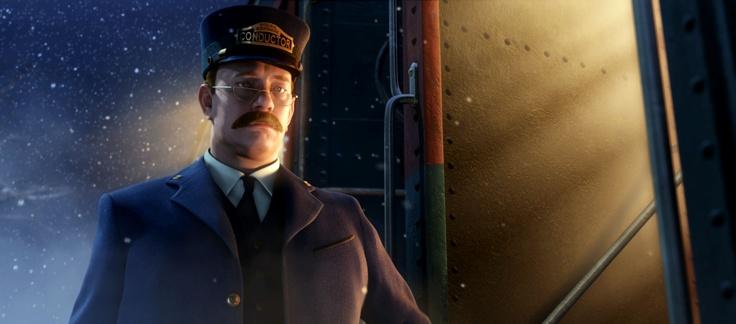 Polar Express Conductor Quotes Quotesgram