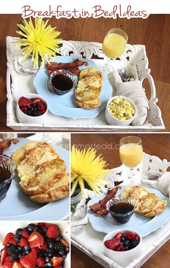 breakfast in bed ideas mother 39 s day father 39 s day ideas
