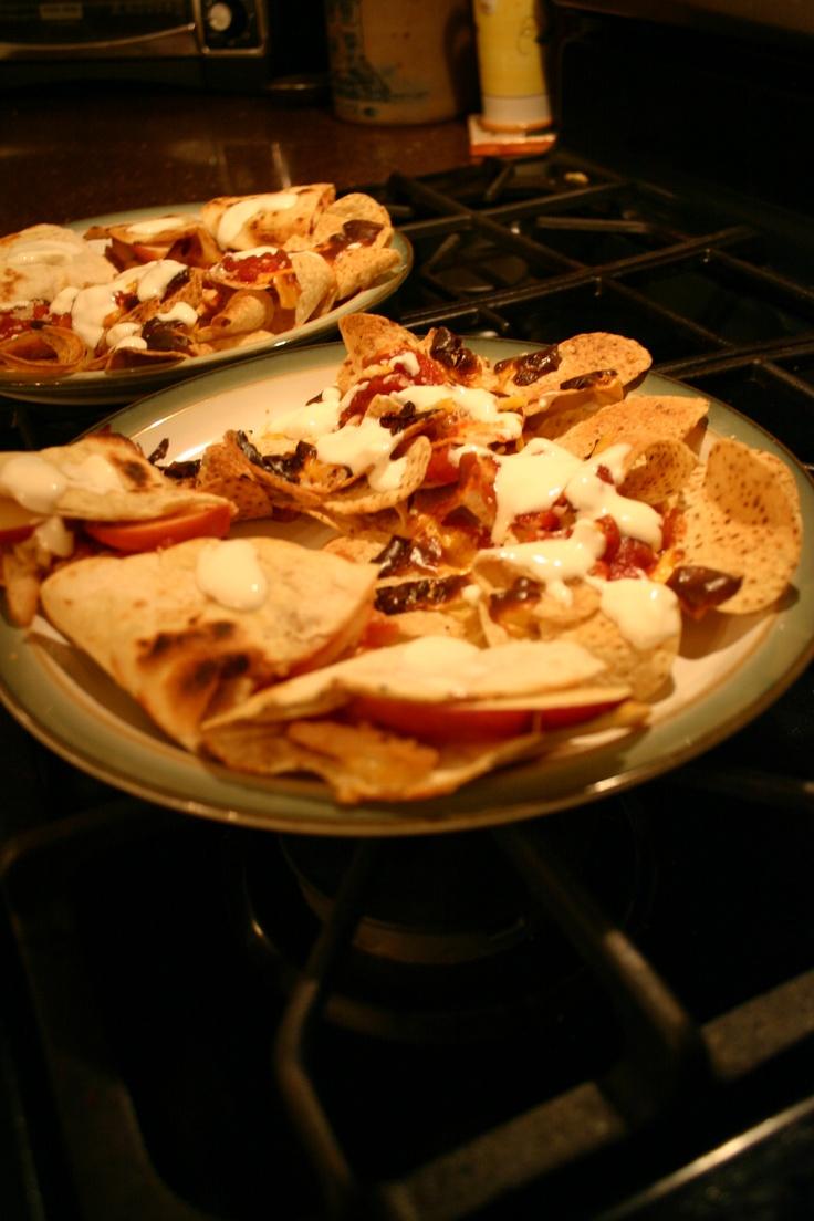 Apple Chicken Quesadilla's...www.cali-landchic