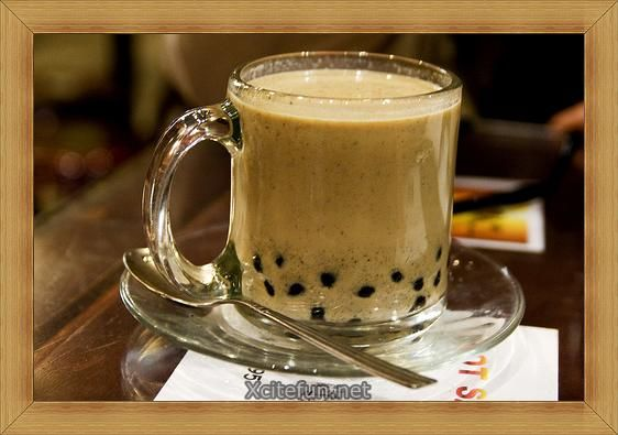 milk tea with tapioca pearl ice pops recipes dishmaps tapioca milk tea ...