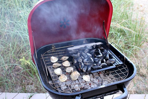 How to Grill Clams | Recipe
