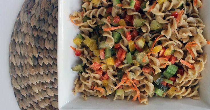 Vegan Vinegar Veggies Recipe — Dishmaps