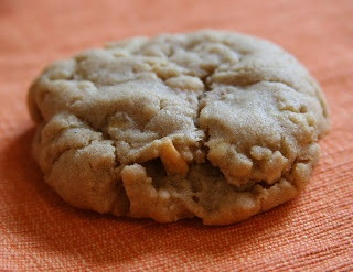 Apple Peanut Butter Cookies from Life on the Ridge Side