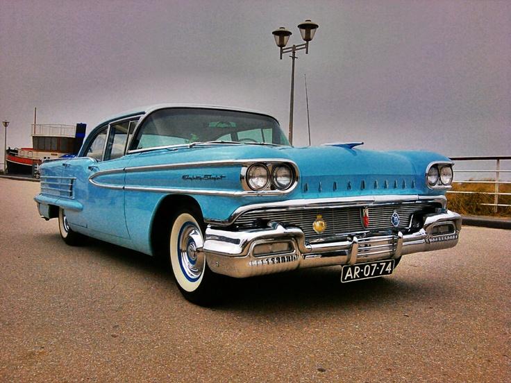 Oldsmobile Eighty-eight, 1958,