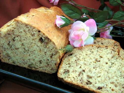 Low Fat Banana Nut Bread Recipe http://easybananarecipes.com/low-fat ...