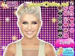 Girls makeovers miley cyrus realistic makeover