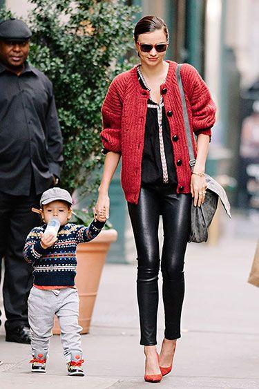 Street Style: A Miranda for All Seasons - Fall