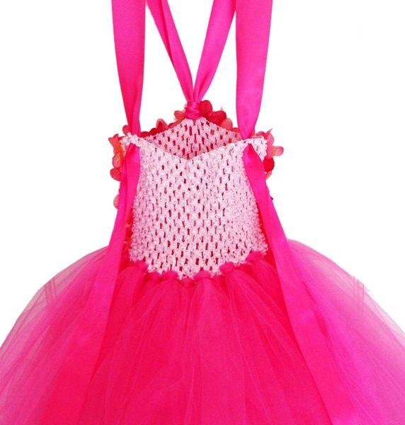 Сшить платье для девочки своими руками из фатина