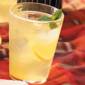 Hint-of-Mint Lemonade Recipe, Max & Ruby's grandma always makes this ...
