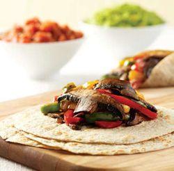Portabella Mushroom Fajitas | Foodie - Wraps, Sandwiches & Burgers ...