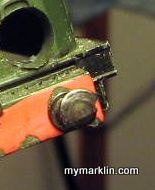 How to change it ? discover my tutorial on http://www.mymarklin.com/modellismo-tecniche/respingenti-locomotiva-marklin