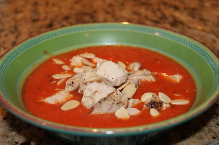 Creamy Tomato Soup from Everyday Paleo. Seriously the best tomato soup ...