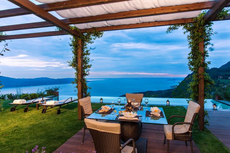 Lefay Resort & Spa in Lago di Garda Lake Garda, Italy
