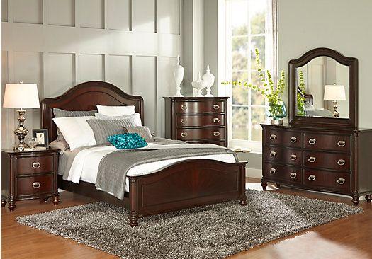 manor 5 pc queen bedroom at rooms to go find queen bedroom sets