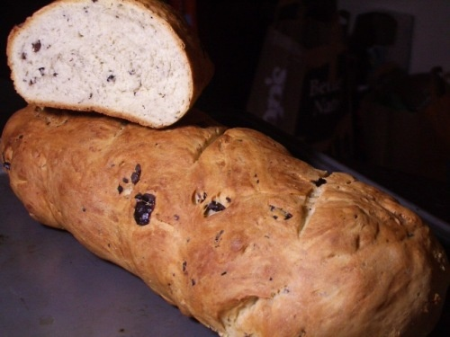 kalamata olive bread | Food | Pinterest