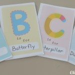 Play to Write-Write to Read: Week 6   {Writing with Words & Make Your Own ABC Books}