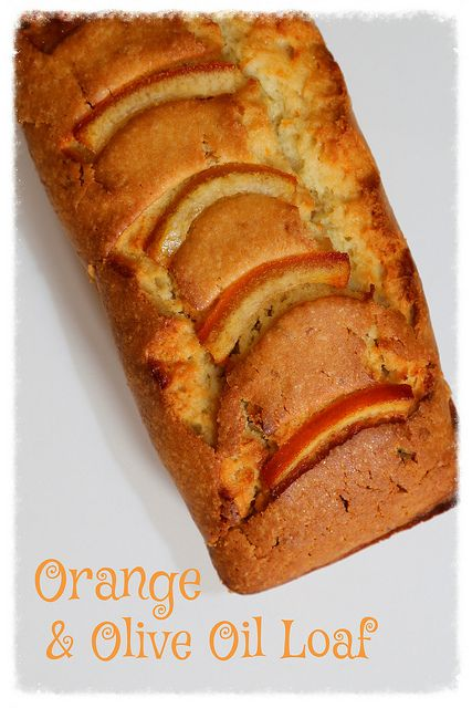 Orange & olive oil loaf cake - light sponge with a citrus tang #vegan ...