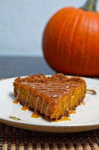 Pumpkin Pie | Recipe