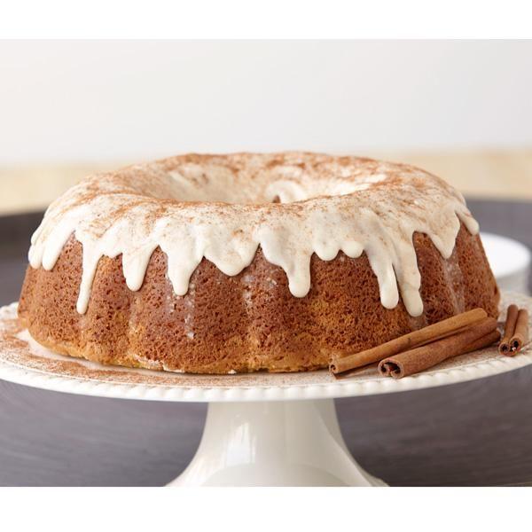 Eggnog Pound Cake | Recipe