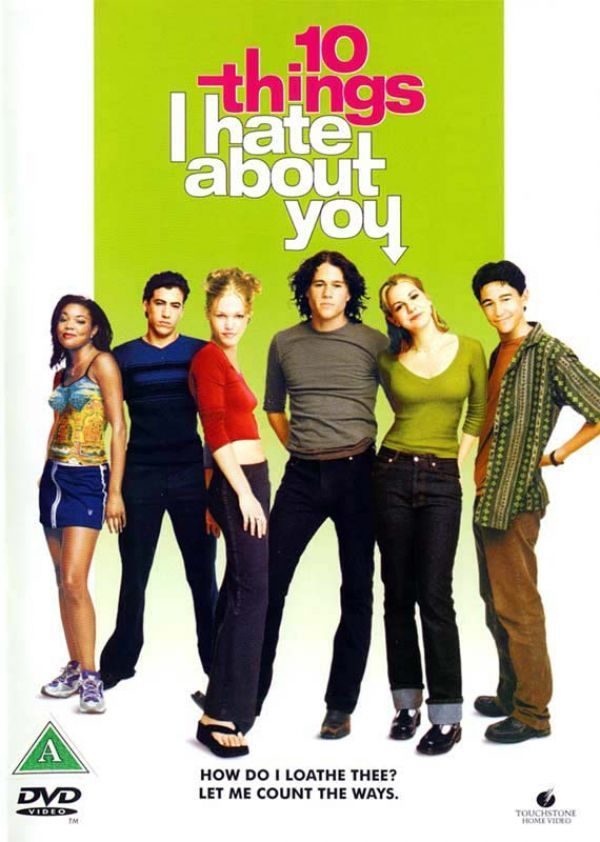 Ten Things I Hate About You (1999)