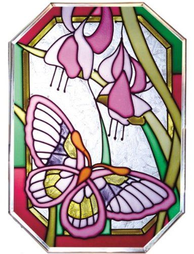 Butterfly designs for glass painting - photo#8