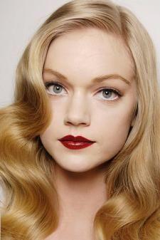 burgundy lips! | Belleza/ Beauty ♛ | Pinterest