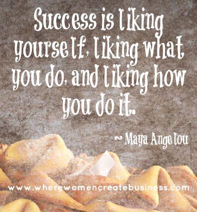 Fortune Cookie Wisdom: Success #quotation #inspiration #quote #success