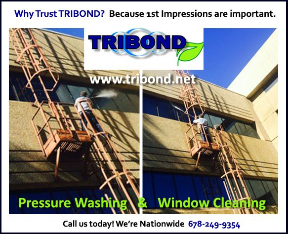 TRIBOND #PressureWashing & #WindowCleaning the Seminole County Florida