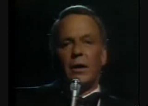 Sinatra sings send in the clowns.