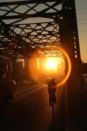 Torontohenge: Photos from Twitter #GTA #weather #sunset #city