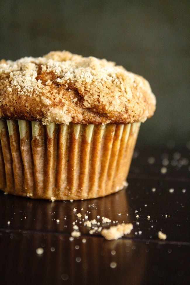 Banana muffins with streusel topping   Fabulous Food   Pinterest