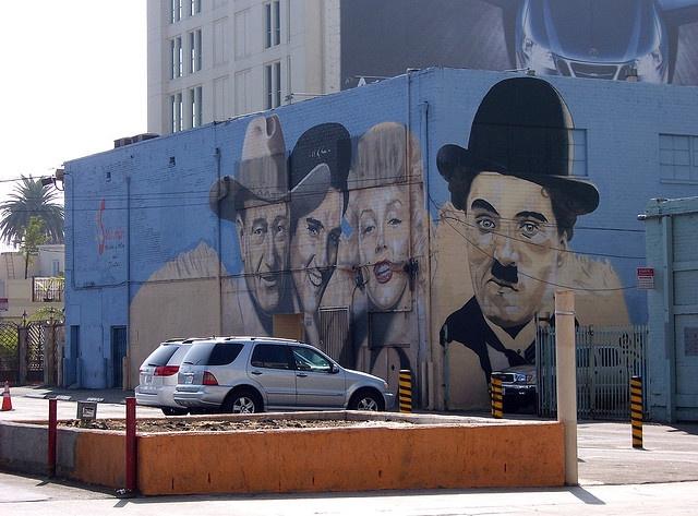 hollywood wall mural street art best of community hollywood sign wallpaper wall mural wallsauce usa
