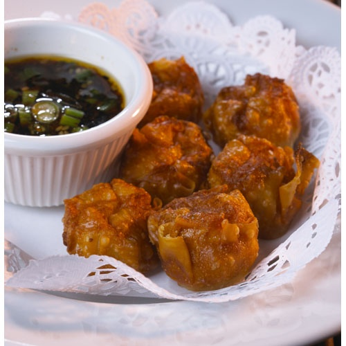 Shrimp Shumai. | Mangia! | Pinterest