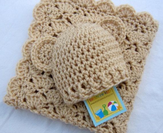 Free Crochet Thermal Blanket Pattern  : Free Crochet Patterns ~ Afghans/Blankets Warm Angel Hugs ...