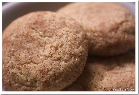 whole wheat snickerdoodles | whole foods plant based diet | Pinterest