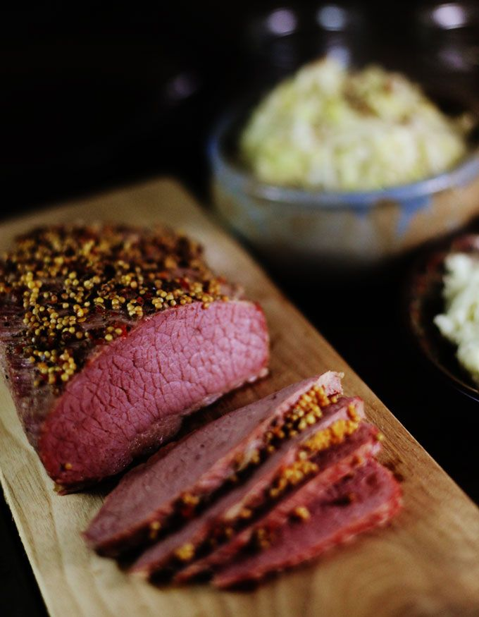 Corned Beef and Cabbage--St. Patrick's Day is the perfect excuse for this delicious dish, but you don't have to wait until then!