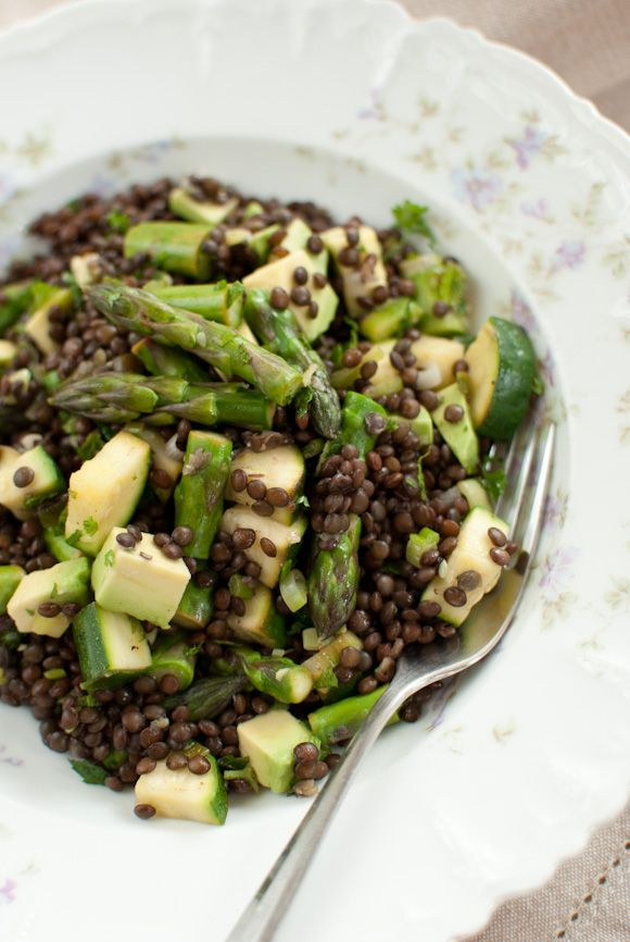 lentil salad | Rezepte | Pinterest